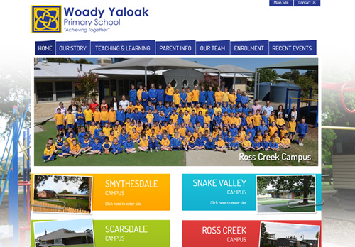 Woady Yaloak Primary School