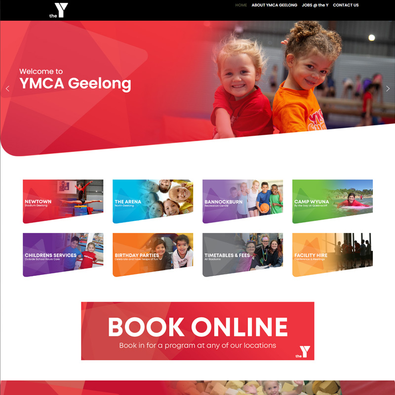 Geelong YMCA launches New Site